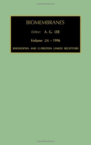 9781559386593: Rhodopsin and G-Protein Linked Receptors, Part A (Volume 2) (Biomembranes. A Multi-Volume Treatise (Volume 2))