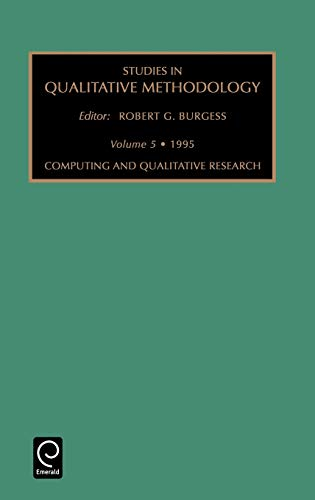 Computing and Qualitative Research (Hardback)