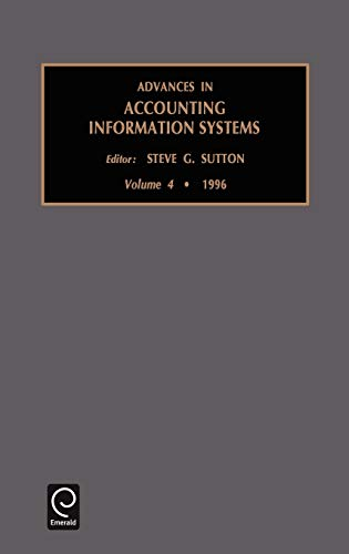 Advances in Accounting Information Systems (Hardback)
