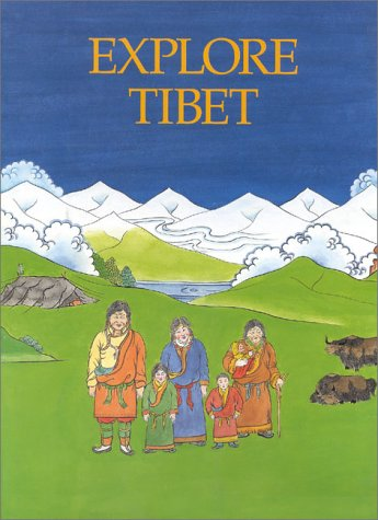 Explore Tibet: Evers, Kimberly M.