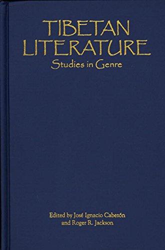 9781559390316: Tibetan Literature: Studies In Genre (Studies in Indo-Tibetan Buddhism)