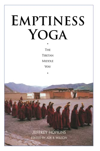 9781559390439: Emptiness Yoga: The Tibetan Middle Way