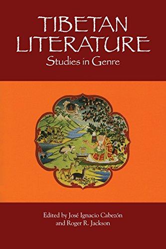 Tibetan Literature Studies in Genre (Studies in Indo-Tibetan Buddhism) (1559390441) by Cabezon, Jose Ignacio
