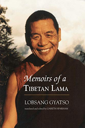 Memoirs of a Tibetan Lama: Gyatso, Lobsang