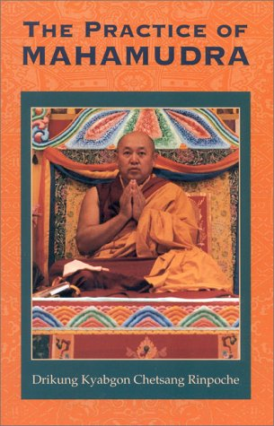 The Practice of Mahamudra: The Teachings of His Holiness, the Drikung Kyabgon, Chetsang Rinpoche: ...