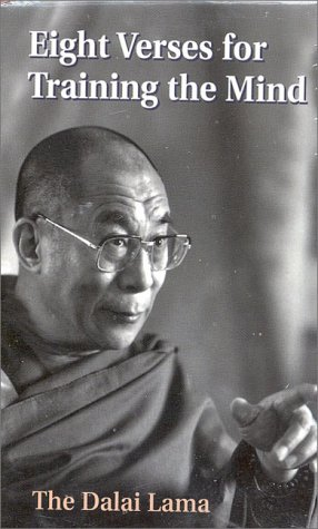 Eight Verses for Training the Mind (1559391340) by Dalai Lama