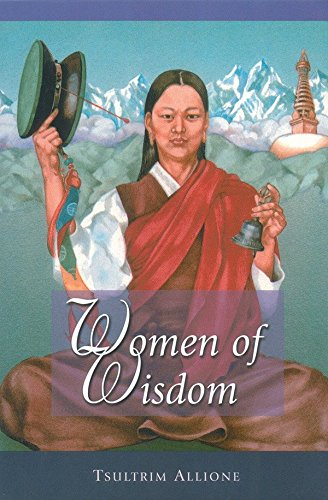 Women of wisdom, Allione, Tsultrim / foreword by Chogyam Trungpa