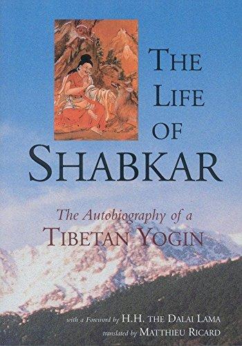 9781559391542: The Life of Shabkar: The Autobiography of a Tibetan Yogin