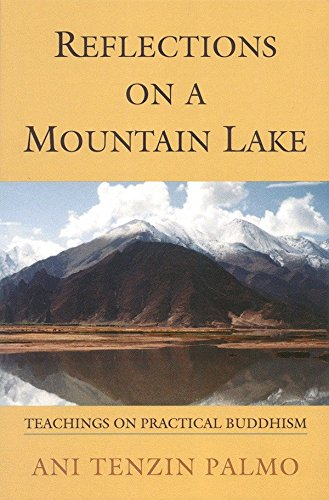 9781559391757: Reflections on a Mountain Lake: Teachings on Practical Buddhism