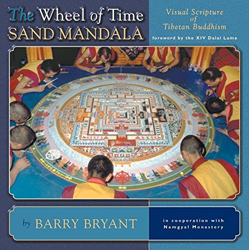 9781559391870: The Wheel Of Time Sand Mandala: Visual Scripture Of Tibetan Buddhism