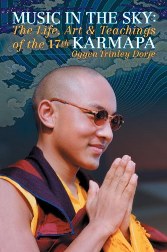 Music In The Sky The Life, Art, And Teachings Of The 17Th Karmapa Ogyen Trinley Dorje