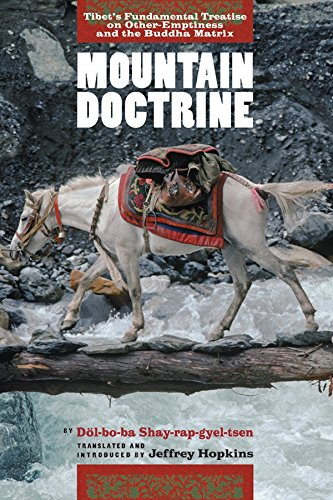 9781559392389: Mountain Doctrine: Tibet's Fundamental Treatise on Other-Emptiness and the Buddha Matrix