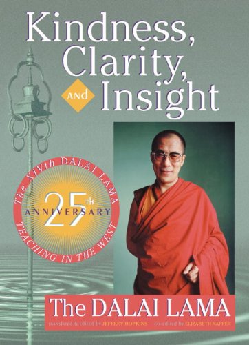 9781559392518: Kindness, Clarity, and Insight