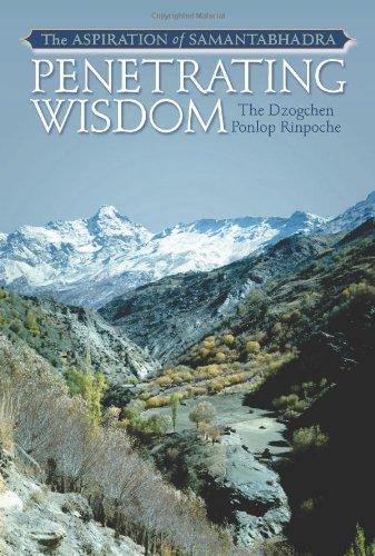 9781559392662: Penetrating Wisdom: The Aspiration of Samantabhadra