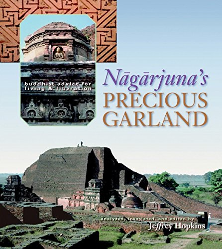 Nagarjuna's Precious Garland: Buddhist Advice for Living and Liberation (1559392746) by Nagarjuna