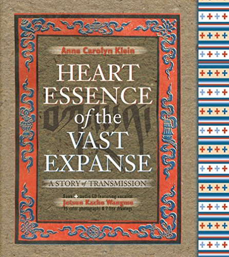 9781559392839: Heart Essence of the Vast Expanse: A Story of Transmission