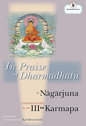 9781559392860: In Praise of Dharmadhatu
