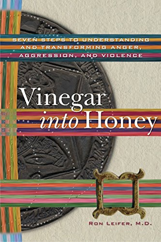 9781559392938: Vinegar into Honey: Seven Steps to Understanding and Transforming Anger, Aggression, and Violence