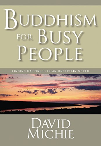 9781559392983: Buddhism for Busy People: Finding Happiness in an Uncertain World