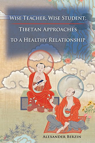 9781559393478: Wise Teacher Wise Student: Tibetan Approaches To A Healthy Relationship
