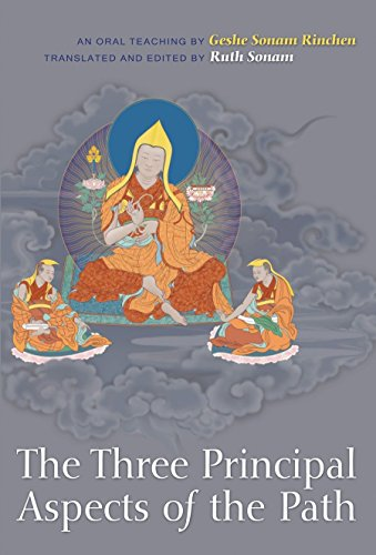 9781559393508: The Three Principal Aspects of the Path: An Oral Teaching