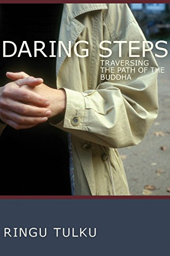 9781559393546: Daring Steps: Traversing The Path Of The Buddha