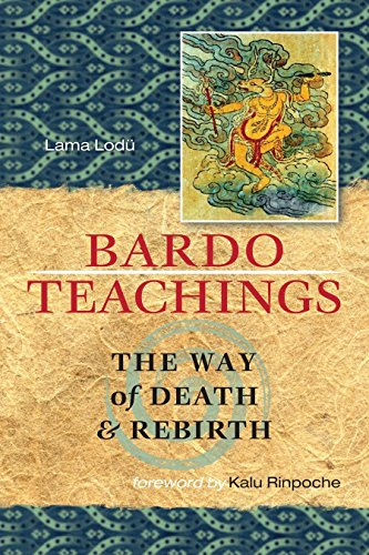 9781559393669: Bardo Teachings: The Way Of Death And Rebirth