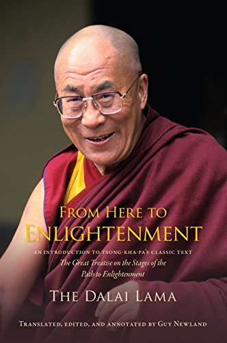 9781559394239: From Here to Enlightenment: An Introduction to Tsong-kha-pa's Classic Text The Great Treatise of the Stages of the Path to Enlightenment