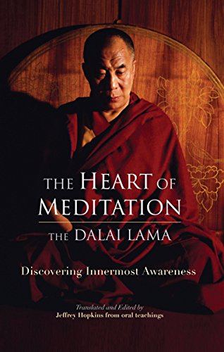 9781559394536: The Heart of Meditation: Discovering Innermost Awareness
