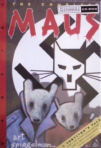 9781559404532: The Complete Maus, a Survivor's Tale (Macintosh CD-Rom Version)
