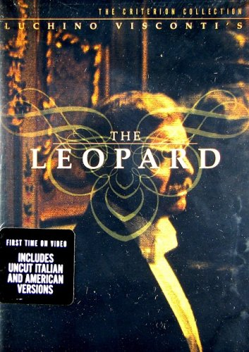 9781559409506: Criterion Collection: Leopard [Reino Unido] [DVD]