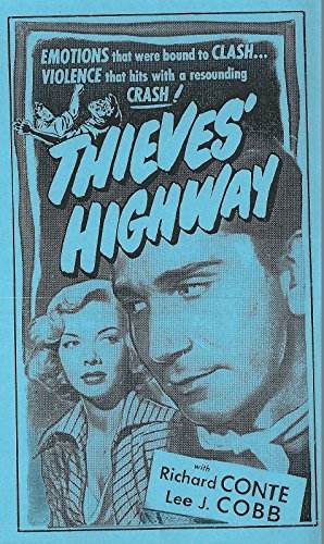 9781559409513: Thieves' Highway (The Criterion Collection)