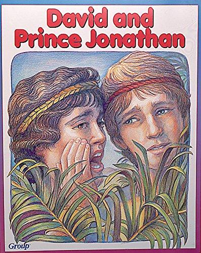 Bible Big Books: David & Prince Jonathan: Group Publishing