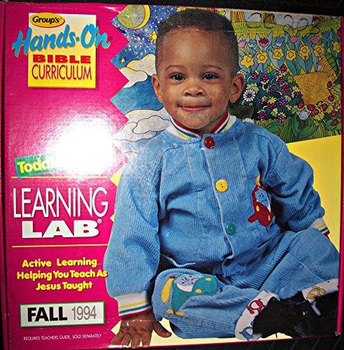 9781559453615: Hands-on Bible Curriculum Fall Toddlers and 2's Learning Lab