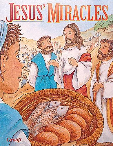 Bible Big Books: Jesus' Miracles: Group Publishing