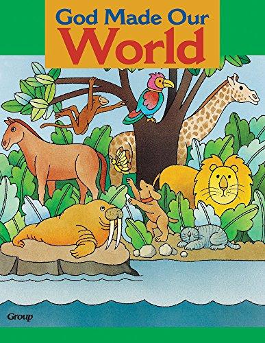 9781559454360: Bible Big Books: God Made Our World