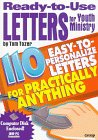 9781559456920: Ready-To-Use Letters for Youth Ministry