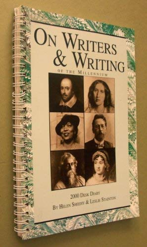 On Writers & Writing 2000 Calendar: Sheehy, Helen; Stainton, Leslie
