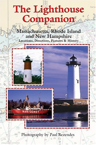 9781559498784: The Lighthouse Companion for Massachusetts and Rhode Island