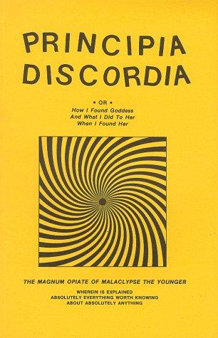 9781559500401: Principia Discordia