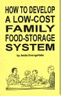 9781559501309: How to Develop a Low Cost Family Food St