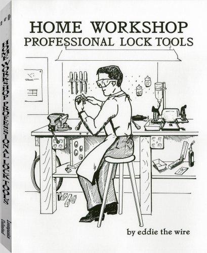 9781559501361: Home Workshop Professional Lock Tools