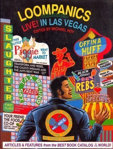9781559501422: Loompanics Unlimited Live! in Las Vegas: Articles and Features from the Best Book Catalog in the World