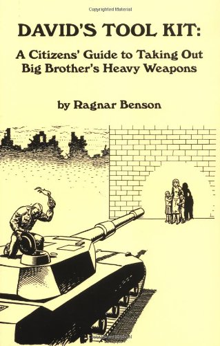 9781559501439: David's Tool Kit: A Citizen's Guide to Taking Out Big Brother's Heavy Weapons