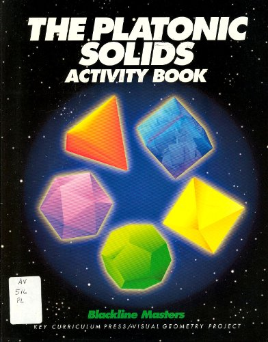 9781559530439: Platonic Solids Activity Book