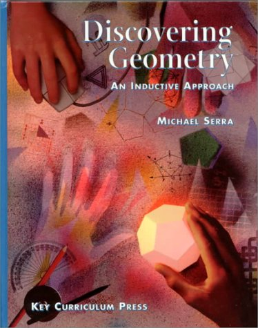 9781559532006: Discovering Geometry: An Inductive Approach