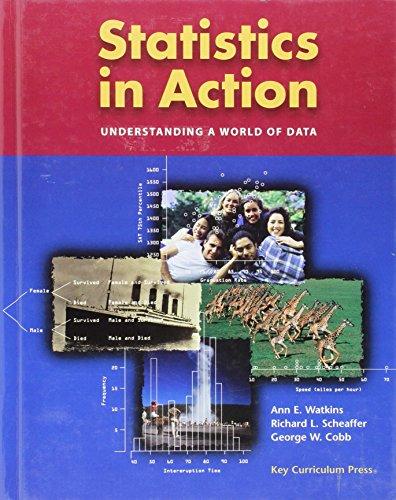 Statistics in Action: Understanding a World of