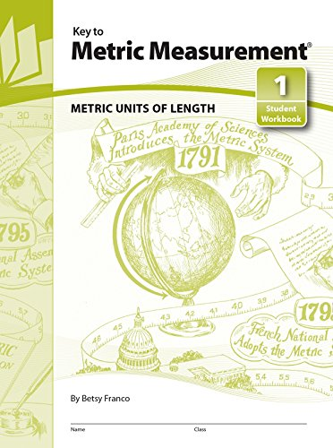 9781559533256: Key to Metric Measurement: Metric Units of Length (Key to Metric Measurement, 1)