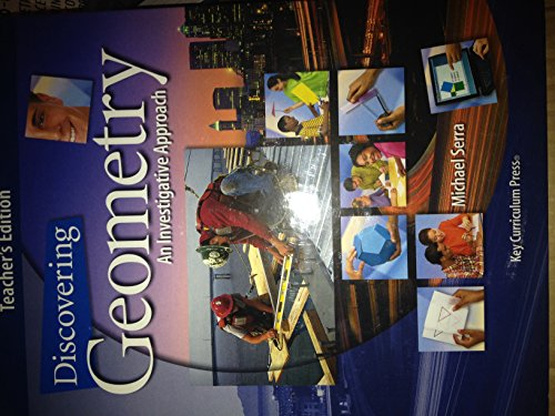 9781559534604: Discovering Geometry An Investigative Approach, Teacher's Edition
