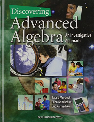Discovering Algebra: An investigative approach